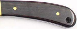 Buck 113 handle